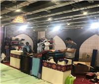 جناح لبرنامج التنمية المحلية بصعيد مصر في معرض «تراثنا»