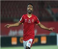 الأهلي يفتح ملف تجديد عقد حسين الشحات