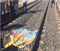مصرع شاب صدمه قطار خلال عبوره شريط السكة الحديد بكفرالزيات