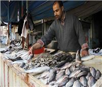استقرار أسعار الأسماك في سوق العبور .. اليوم 9 أكتوبر