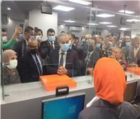 وزير التموين يفتتح مجمع نموذجي بمعايير دولية للخدمات الحكومية بالشرقية