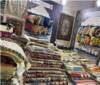 منتجات «أبيس وكليم إن» في معرض «تراثنا»بجناح متميز للحرف اليدوية