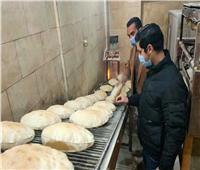 تحرير 323 محضرا تموينيا في حملات على المخابز والأسواق بالإسكندرية