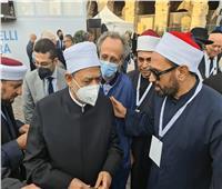 إمام مسجد بروما يكشف نصيحة «شيخ الأزهر» له عقب قمة قادة الأديان