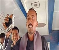 «رجل الطفاية» يكشف كواليس لقائه بالرئيس السيسي | فيديو