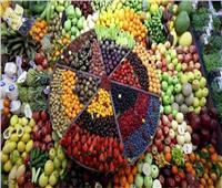 استقرار أسعار الفاكهة في سوق العبور اليوم 10 أكتوبر