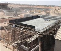 «الجزار» يتابع الموقف التنفيذي لتوسعات محطة معالجة الصرف الصحي غرب 6 أكتوبر