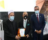 مفتي الجمهورية: مصر تشهد طفرة في سائر مجالات الحياة أهمها الطب
