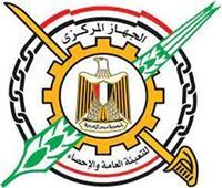 المركزي للإحصاء: انخفاض واردات القمح بنسبة 61%