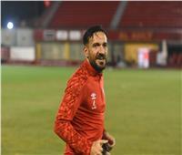 معلول يوقع على عقده الجديد مع الأهلي فور العودة من تونس