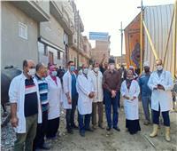 الزراعة: 36 قافلة بيطرية لعلاج 10 آلآف رأس ماشية بالمجان في الغربية | صور