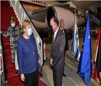 الرئيس الإسرائيلي يقدم منحة تعليمية باسم أنجيلا ميركل