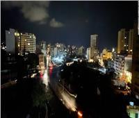 عودة الكهرباء فى لبنان بعد انقطاع تام