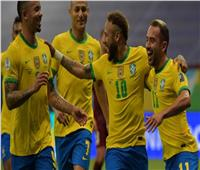 تصفيات مونديال 2022  نيمار على رأس تشكيل البرازيل ضد كولومبيا
