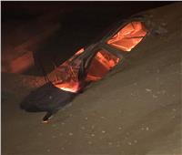 العناية الإلهية تنقذ قائد سيارة من الموت بعد تعرضه لغيبوبة سكر أثناء القيادة