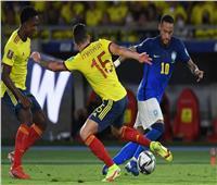 تعادل سلبي بين البرازيل وكولومبيا في تصفيات مونديال 2022