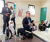 القومي للمرأة بالمنيا ينفذ 2500 زيارة توعية بقرى «حياة كريمة»