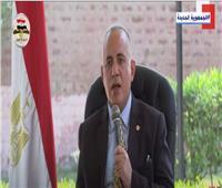 وزير الري: مصر لن تسمح بحدوث أي أزمات مياه  فيديو