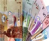 انخفاض سعر شراء الدينار الكويتي في منتصف التعاملات