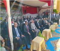 جامعة المنصورة تحتفل بالذكري الـ ٤٨ لنصر أكتوبر المجيد | صور