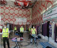 توزيع ملابس ومستلزمات المدارس على 300 أسرة من الأكثر احتياجًا بالبحيرة