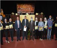 ندوة ثقافية واحتفالية فنية بمناسبة ذكرى نصر أكتوبر بجامعة بورسعيد