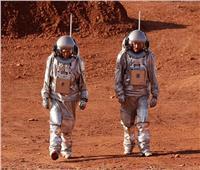 6 رواد فضاء في محاكاة بصحراء النقب استعدادًا للمريخ| فيديو