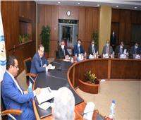 وزيرالبترول يبحث التعاون المشترك مع نظيره اليمني