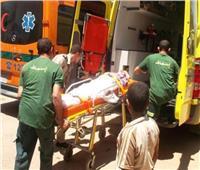 مصرع شخص وإصابة 3 في انهيار جزء خرساني أثناء تركيب كوبري بالإسكندرية