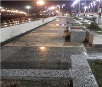 أمطار غزيرة تضرب مدن وقرى الشرقية