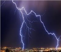 بث مباشر.. أمطار ورعد وبرق في عدة مناطق بالقاهرة