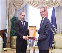 وزير الاتصالات اليمنى: نسعىللاستفادة من الخبرة المصرية في مجال تطوير البريد