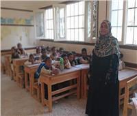 وزير التعليم ينشر صورًا لانتظام الدراسة بالمحافظات