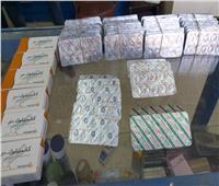 ضبط 763 عبوة دوائية منتهية الصلاحية بالشرقية