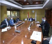 وزير النقل يتابع الموقف التنفيذي لتطوير ميناء السخنة وموانئ البحر الأحمر
