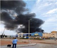 دون إصابات.. حريق بمصنع شهير بالمنطقة الصناعية الثالثة بمدينة العاشر من رمضان