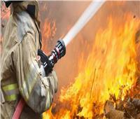 إخماد حريق نشب في مصنع بـ«أكتوبر»