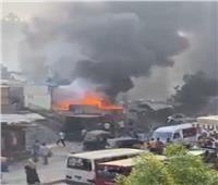 «التحريات» في حريق منزل بكرداسة: خالي من قاطنيه والنيران التهمت مخلفات وأخشاب