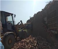 محافظ المنوفية: إزالة ألف و584 حالة تعدٍ على الأراضي الزراعية