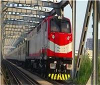 70 دقيقة متوسط تأخيرات القطارات بين «بنها وبورسعيد».. 13 أكتوبر