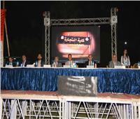 احتفال تجارة أسيوط بافتتاح العام الجامعي الجديد