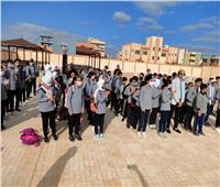 عودة الدراسة بشمال سيناء.. «كراريس» الطلاب تغلق صفحة الإرهاب بأرض الفيروز
