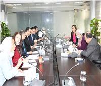 وزراء التخطيط والبيئة والمالية يجتمعون لبحث سبل الأدوات الاقتصادية الخضراء