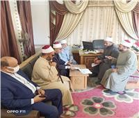 """""""البحوث الإسلامية"""" : أهمية التعاون بين منطقة الوعظ والهيئات بالمنوفية"""