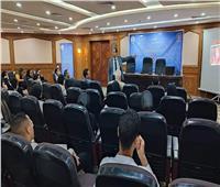 مرصد الأزهر يستقبل عدد من طلاب جامعة بنها