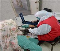 فحص ٧٧ ألف سيدة بالشرقية بالمبادرة الرئاسية لدعم صحة الأم والجنين