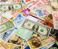 استقرار أسعار العملات الأجنبية بختام تعاملات اليوم