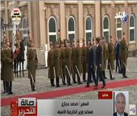 السفير محمد حجازي: حياة كريمة تعكس اهتمام الرئيس بحقوق الإنسان| فيديو
