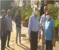 نائب محافظ القاهرة: توسعة شارع أنور المفتي بمدينة نصر