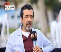 شريف خير الله: «مش ملاحقين على إنجازات الرئيس السيسي»